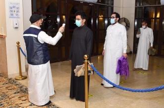 جوامع ومساجد جدة تستقبل المصلين وسط تطبيق الإجراءات الاحترازية - المواطن