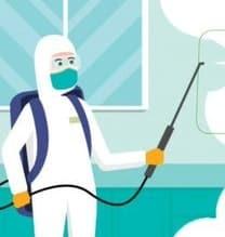 البلديات تطهر 240 ألف موقع للحد من انتشار فيروس كورونا - المواطن