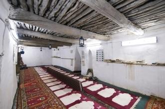 ترميم مسجد صدرأيد التراثي بالنماص.. أنشئ في عهد هارون الرشيد - المواطن