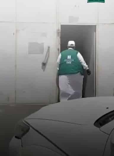فيديو.. ضبط مستودع يخزن 280 طن أرز بغرض رفع سعره