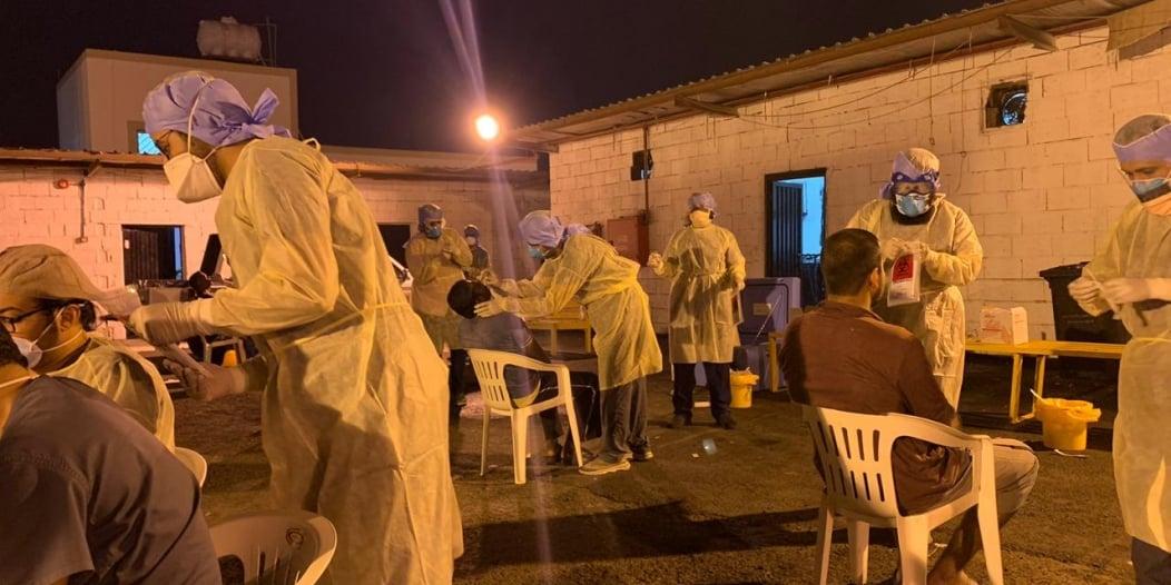 لجنة خماسية تفحص 317 من عمال بلدية خميس مشيط