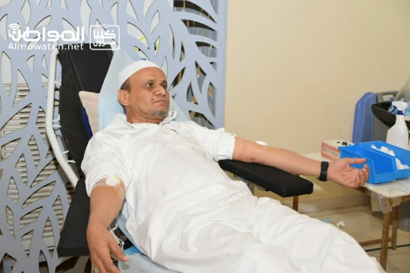 """العكور لـ"""" المواطن"""": التبرع بالدم إنقاذ لحياة إنسان آخر"""