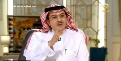 بالفيديو..العبد الكريم يعلق على اتهامه بالعنصرية ضد المقيمين