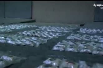 فيديو.. الجمارك تحبط تهريب 1.5 مليون حبة كبتاجون - المواطن