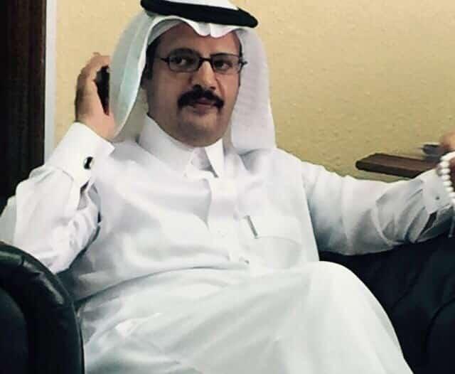 محمد الغامدي يتخرج من جامعة الباحة