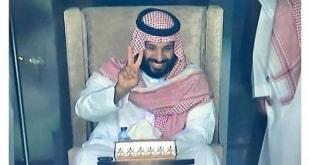 حضور قوي ومتميز لـ محمد بن سلمان في المحافل الرياضية