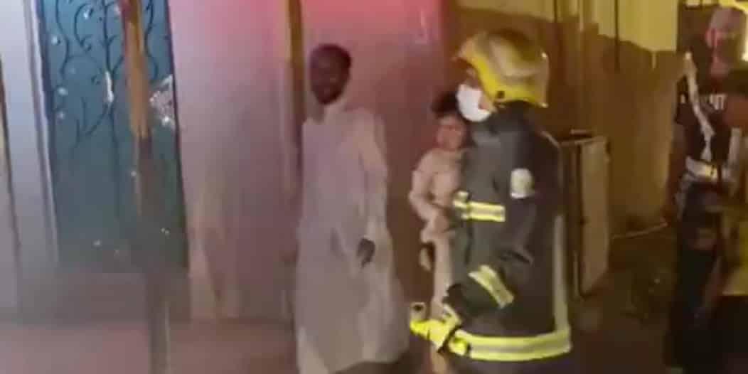 بيان لشرطة المدينة المنورة : مسك أعيدت لأسرتها سالمة