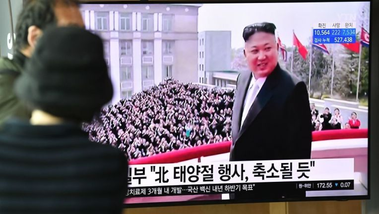 وأخيرًا ظهر زعيم كوريا الشمالية