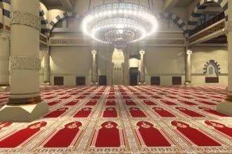 مساجد المملكة تفتح أبوابها أمام المصلين غداً.. البداية بصلاة الفجر - المواطن