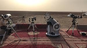 المراصد السعودية والمتراؤون يستعدون لرصد هلال شوال