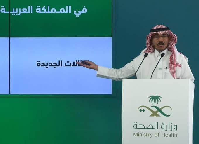 الصحة: تسجيل 1912 إصابة جديدة بفيروس كورونا.. 65% لغير السعوديين