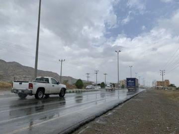 الحصيني يتوقع هطول أمطار على هذه المناطق