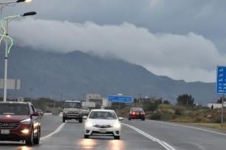 توقعات بطقس ممطر وضباب اليوم على هذه المناطق - المواطن