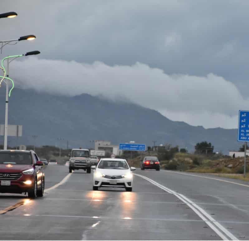 الحصيني : توقعات بأمطار متفاوتة لـ يومين