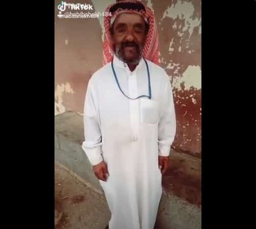 بالفيديو.. مقيم يتطاول بالسخرية على مواطن بسيط في الخرج
