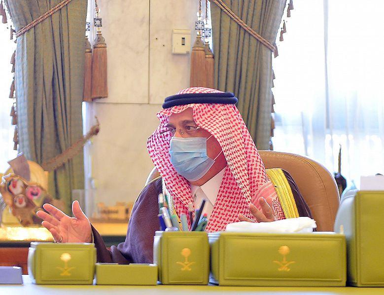 أمير الرياض: لا انقطاع عن التعليم تحت أي ظروف