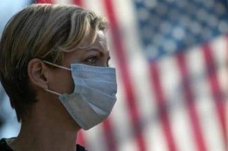إصابات فيروس كورونا في أمريكا
