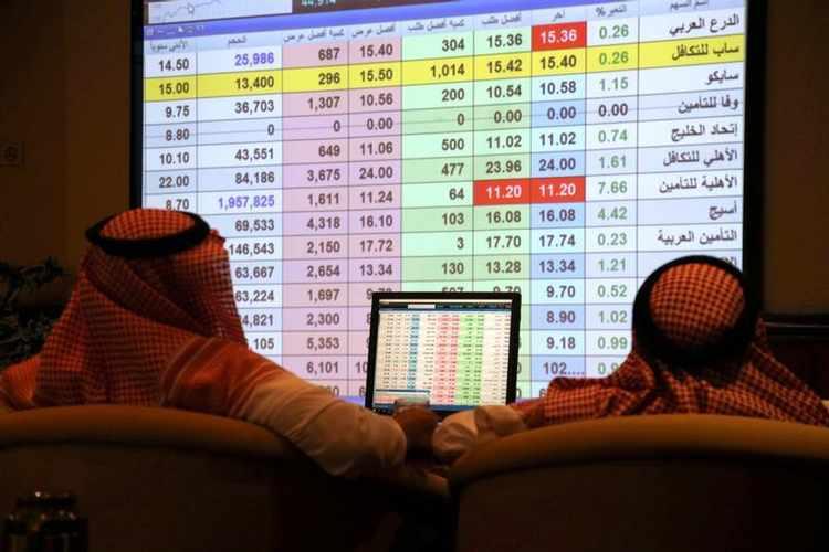 البورصة السعودية 1