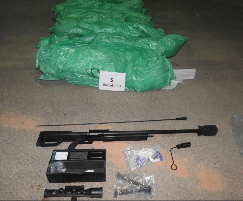 36 صورة لأسلحة إيرانية ضبطها التحالف قبل وصولها إلى اليمن - المواطن