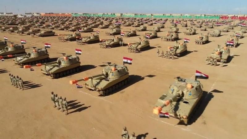 الجيش المصري 1