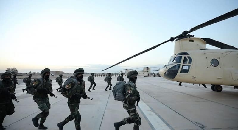 الجيش المصري8