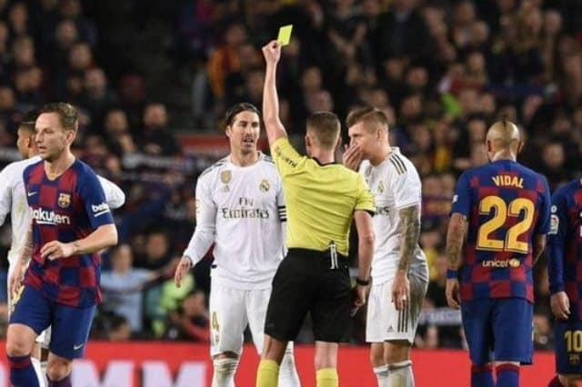 إصابة حكم في الدوري الإسباني بفيروس كورونا