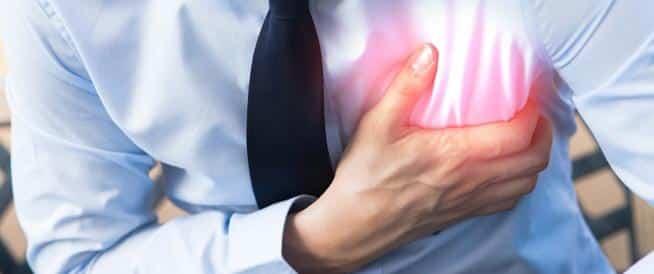 5 نصائح هامة لتجنب الذبحة الصدرية