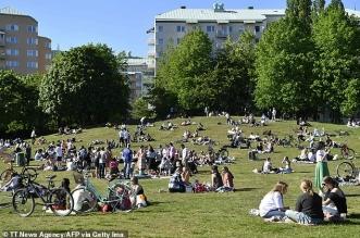 لم تطبق إجراءات الحظر والإغلاق.. السويد تعترف: أخطأنا - المواطن