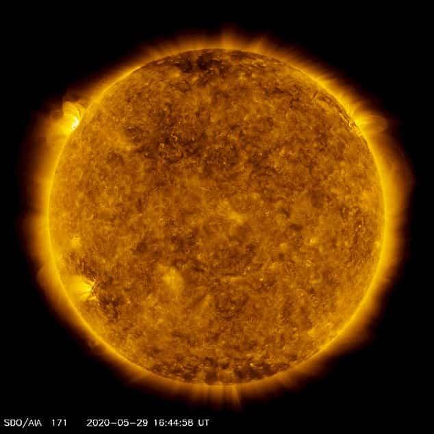 الشمس تخرج من حالة الحد الأدنى للطاقة وتدخل دورة جديدة - المواطن