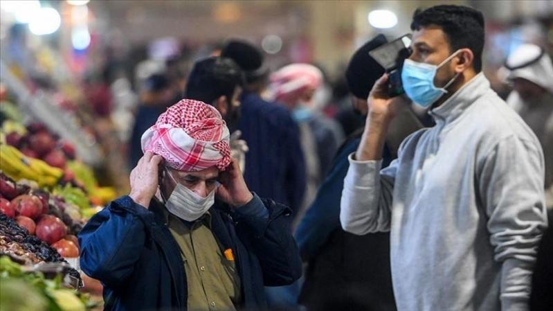 العراق يسجل 1252 إصابة جديدة بفيروس كورونا