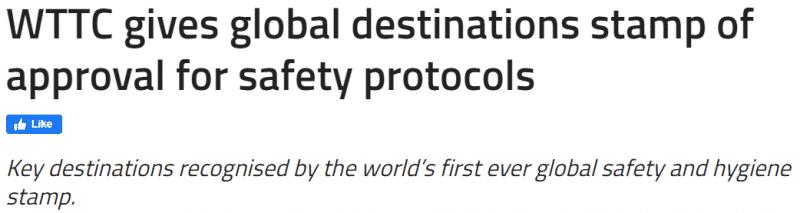 المجلس العالمي للسياحة والسفر: السعودية ضمن الوجهات السياحية الآمنة - المواطن