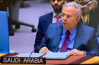 المعلمي يستعرض جهود السعودية في حماية الأطفال من النزاع المسلح