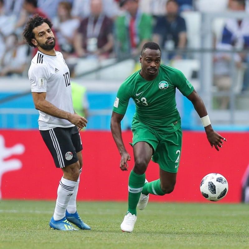 المنتخب السعودي في مونديال 2018