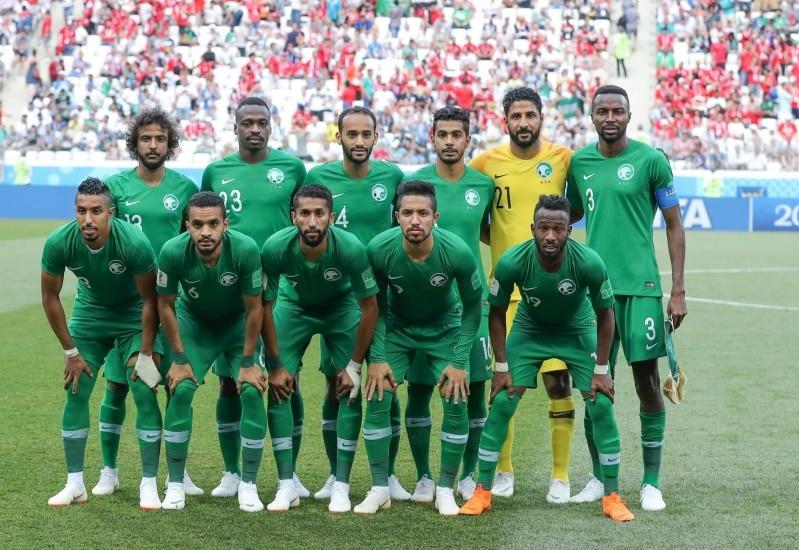 المنتخب السعودي في كأس العالم