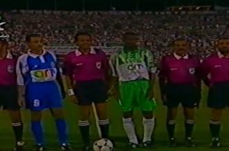 الهلال بطل الدوري 1996
