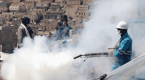 الحكومة اليمنية: مجموع إصابات كورونا في مناطقنا يتجاوز 700 حالة