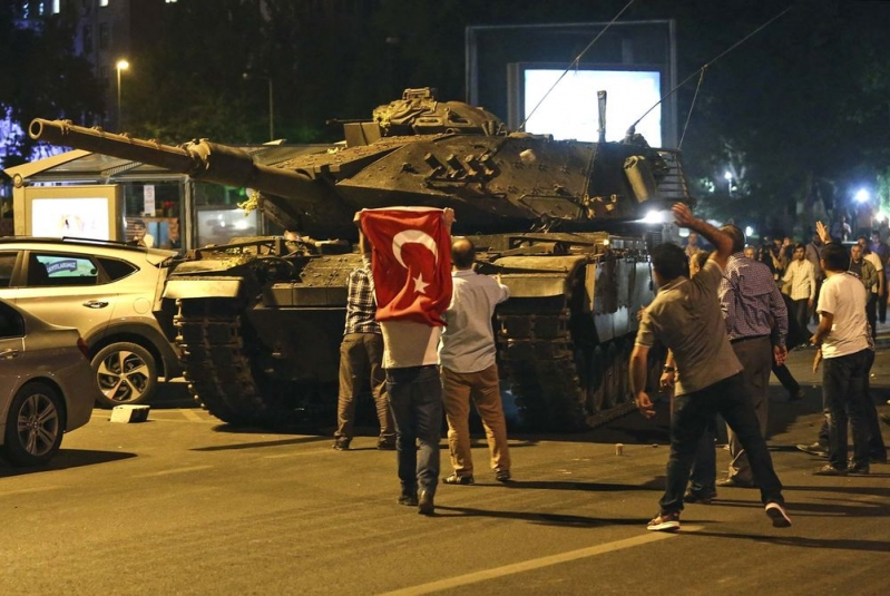 تركيا: إصدار مذكرات اعتقال بحق 118 عسكريًا بتهمة الانقلاب