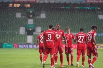 بايرن ميونخ في الدوري الالماني