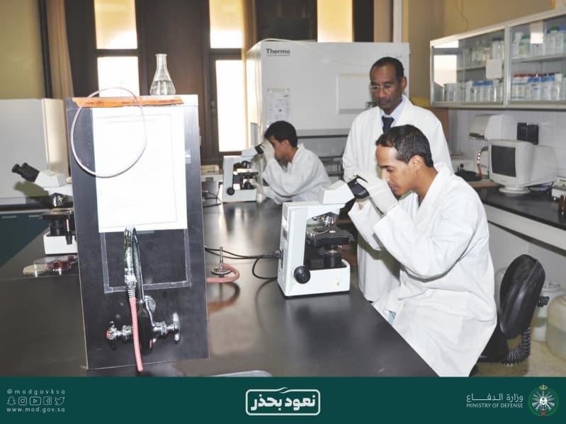 بحث سعودي خطورة فيروس كورونا 1