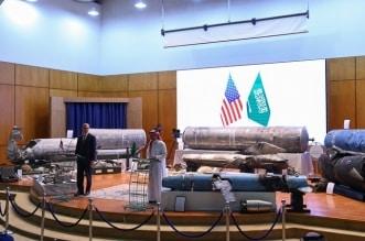 الأسلحة الحوثية