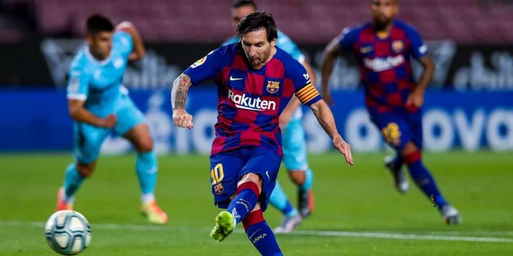 أول قرار من برشلونة بعد إبداء ميسي رغبته بالرحيل
