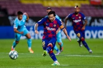 برشلونة ضد ليجانيس