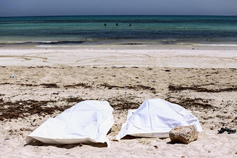 انتشال 20 جثة مهاجر إفريقي قبالة سواحل تونس