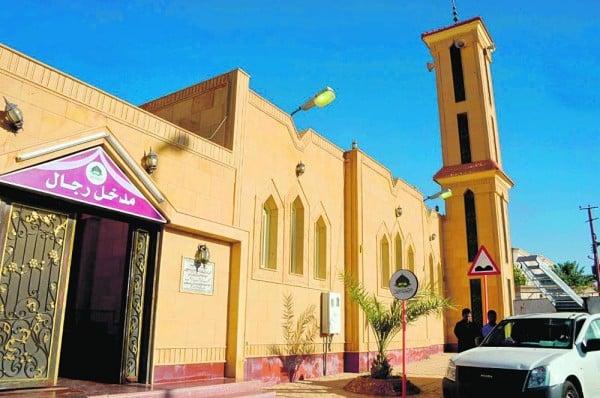 345 جامعًا ومسجدًا مساندًا لأداء صلاة الجمعة في الشمالية