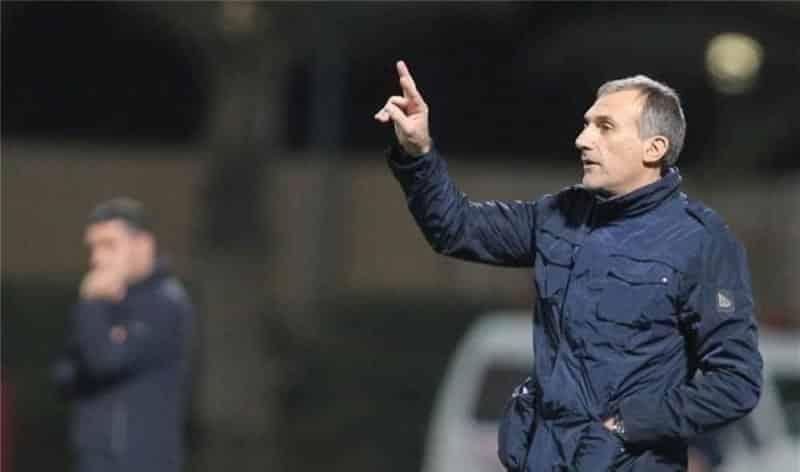 المدرب الايطالي جيوفاني سوليناس