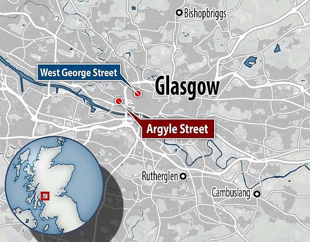 حادث طعن في فندق بريمير إن في مدينة غلاكسو البريطانية (2)