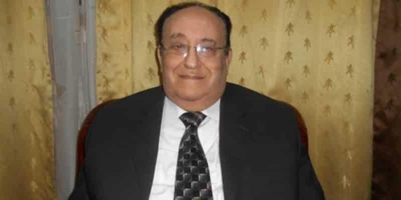 وفاة المفكر المصري حامد طاهر بسبب كورونا