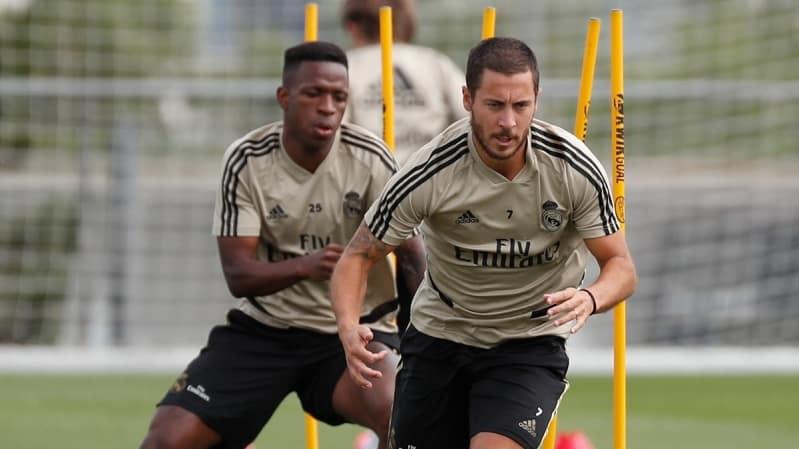 ريال مدريد يواصل استعداداته لمواجهة إيبار