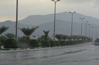 توقعات بـ أمطار رعدية على 5 مناطق غدًا - المواطن