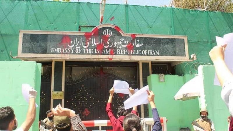 سفارة إيران في كابول